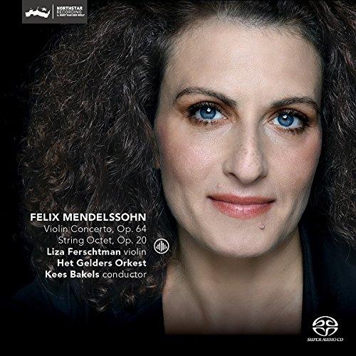 SACD : MENDELSSOHN / FERSCHTMAN / BAKELS - Felix Mendelssohn: Violin Concerto