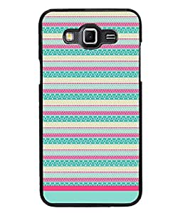 PrintDhaba Tribal pattern D-1770 Back Case Cover for SAMSUNG GALAXY GRAND MAX (Multi-Coloured)