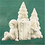 Department 56 Snowbabies Waiting for Christmas 68071