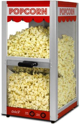 dolce Theater Style Popcorn Maker