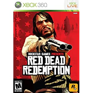 51Vjqy7gDjL. AA300  Red Dead Redemption For Xbox 360 w/ $20 Gift Card   $60 + free S&H
