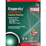 Kaspersky Anti-Virus 2009 - Subscription package ( 1 year ) - 1 PC - Win - United Kingdom