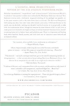 Home: A NovelPaperback– September 1, 2009