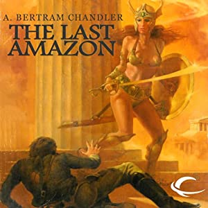 The Last Amazon Audiobook