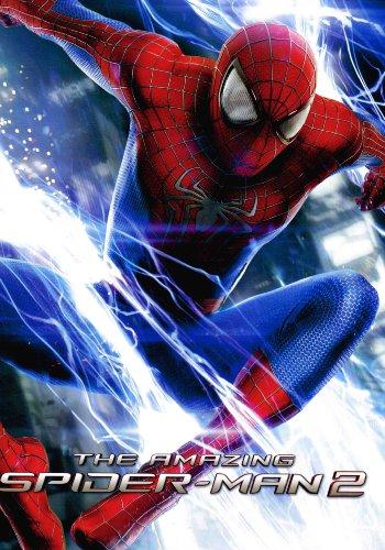 【映画パンフレット】 『アメイジング・スパイダーマン2』 出演:アンドリュー・ガーフィールド.エマ・ストーン