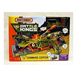 Matchbox Battle Kings: COMMAND CENTER Play Set