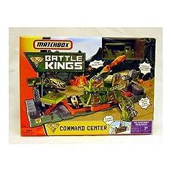 Matchbox Battle Kings: COMMAND CENTER Play Set