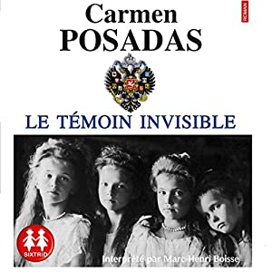 Le témoin invisible Audiobook