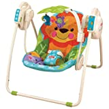 Fisher-Price Take-Along Swing Precious Planet Blue Sky