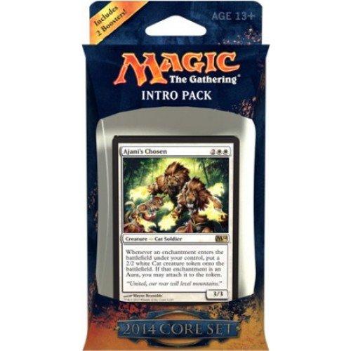 MTG Magic the Gathering Core Set 2014 M14 Intro Deck Lightforce