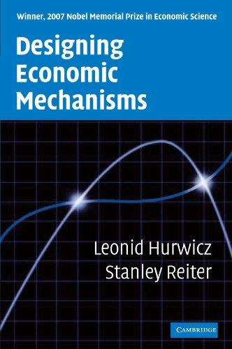 Designing Economic Mechanisms Paperback: 0