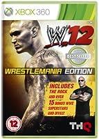 WWE 12: Wrestlemania Edition (Xbox 360)