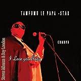 Stevos Mbanza & Boy London I love you baby by Stevos Mbanza (Audio CD & DVD - 2010) Soukous & Rumba Music