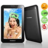 Lenovo A3000 16GB MTK8389 Quad Core 7inch IPS Capacitive Screen Android 4.2 2G 3G Phone Call Bluetooth Camera...