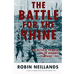 The Battle for the Rhine - Robin Neillands
