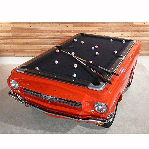 1965 Mustang Pool Table