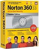 Norton 360 Version 2.0 Premier Edition [Old Version]