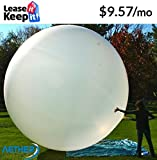 20 ft dia. Professional Weather Balloon, 600g