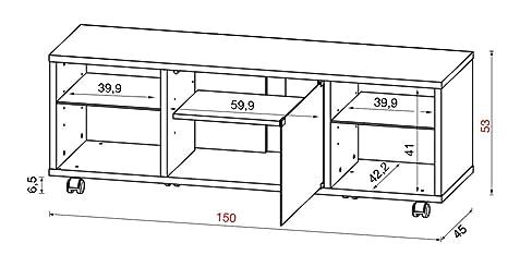 Munari MT 150 Supporti TV tipo Rack