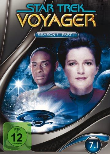 Star Trek - Voyager: Season 7.1 [3 DVDs]