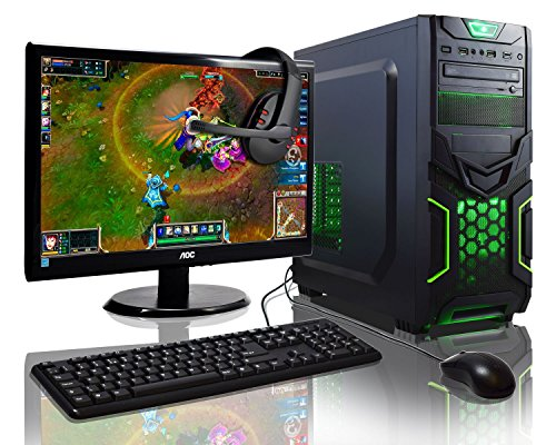ADMI-GAMING-PC-PACKAGE-Powerful-Desktop-Computer-215-Inch-1080p-Monitor-Keyboard-Mouse-Set-PC-SPEC-AMD-A6-6400K-41GHz-Dual-Core-Processor-with-Radeon-HD-8470D-Graphics-USB-30-500W-PSU-1TB-Hard-Drive-8