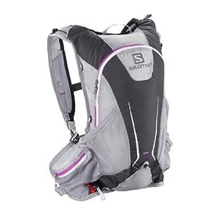 Salomon Agile 12 Set Running Backpack - One