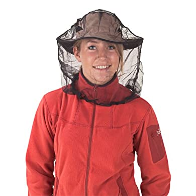Sea to Summit Mosquito Head Net (w/wo Insect Shield)
