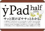y Pad half