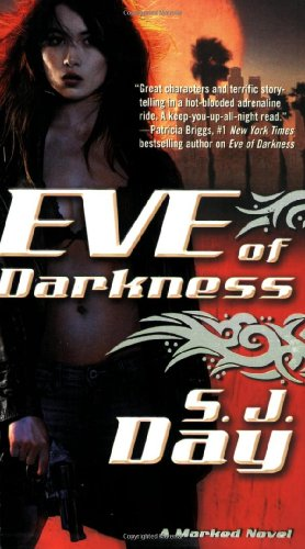 Image of Eve of Darkness (Marked, Book 1)