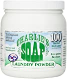 Charlie's Soap - Eco Friendly Laundry Powder - 2.64 lbs - 100 loads