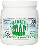 Charlies Soap Laundry Powder, 2.64-Pounds