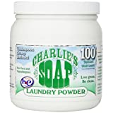 Charlie's Soap Laundry Powder, 2.64-Pounds ~ Charlie's Soap