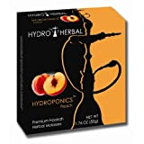 Hydro Herbal 50g Peach Hookah Shisha Tobacco Free Molasses