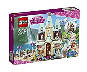 Lego Disney Princess Ana and Elsa of Allendale Castle 41068