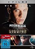 PITCH BLACK - SE/RIDDICK - CHRONIKEN EINES KRIEGERS [IMPORT ALLEMAND] (IMPORT)  (COFFRET DE 2 DVD...