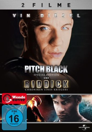 Pitch Black, S.E. / Riddick - Chroniken eines Kriegers [2 DVDs]