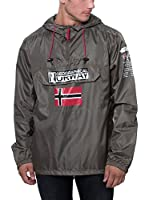 Geographical Norway Chaqueta Impermeable Brest (Caqui)