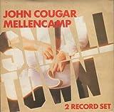 JOHN COUGAR MELLANCAMP SMALL TOWN VINYL 2 RECORD 7