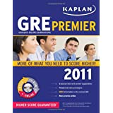 Kaplan GRE 2011 Premier with CD-ROM (Kaplan GRE Premier Program (W/CD)) ~ Kaplan
