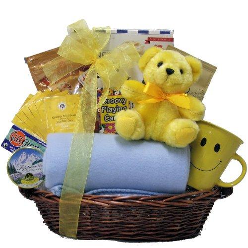Greatarrivals Gift Baskets Children'S Get Well Gift Basket, Chemo Champion, 6 Pound