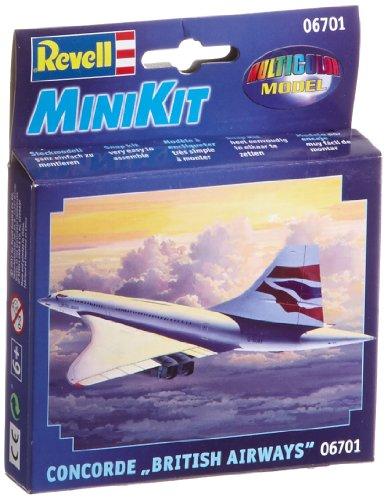 Imagen principal de Revell MiniKit Steckbausatz 06701 - Maqueta del Concorde