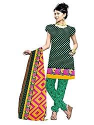 KRISHA Crepe DESINGER PRINTED DRESS MATERIAL