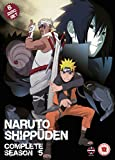Naruto Shippuden Complete Series 5 Box Set (Episodes 193-243) [DVD]