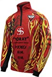 東レ(TORAY) TOURNAMENT DRY SHIRT IS-811 RD LL