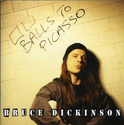 Balls To Picasso - Bruce Dickinson by Bruce Dickinson (2014-08-02)