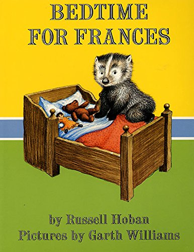 Bedtime for Frances (Trophy Picture Books (Paperback)) (Bread And Jam For Francis compare prices)