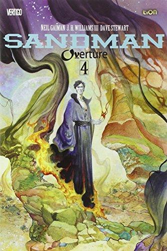 Overture. Sandman: 4