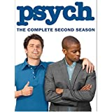 Psych: The Complete Second Season ~ James Roday