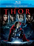 Thor (Two-Disc Blu-ray/DVD Combo +