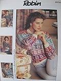 Robin Knitting Pattern Robin 15176 DK Weight Yarn 71-97cms (28-38